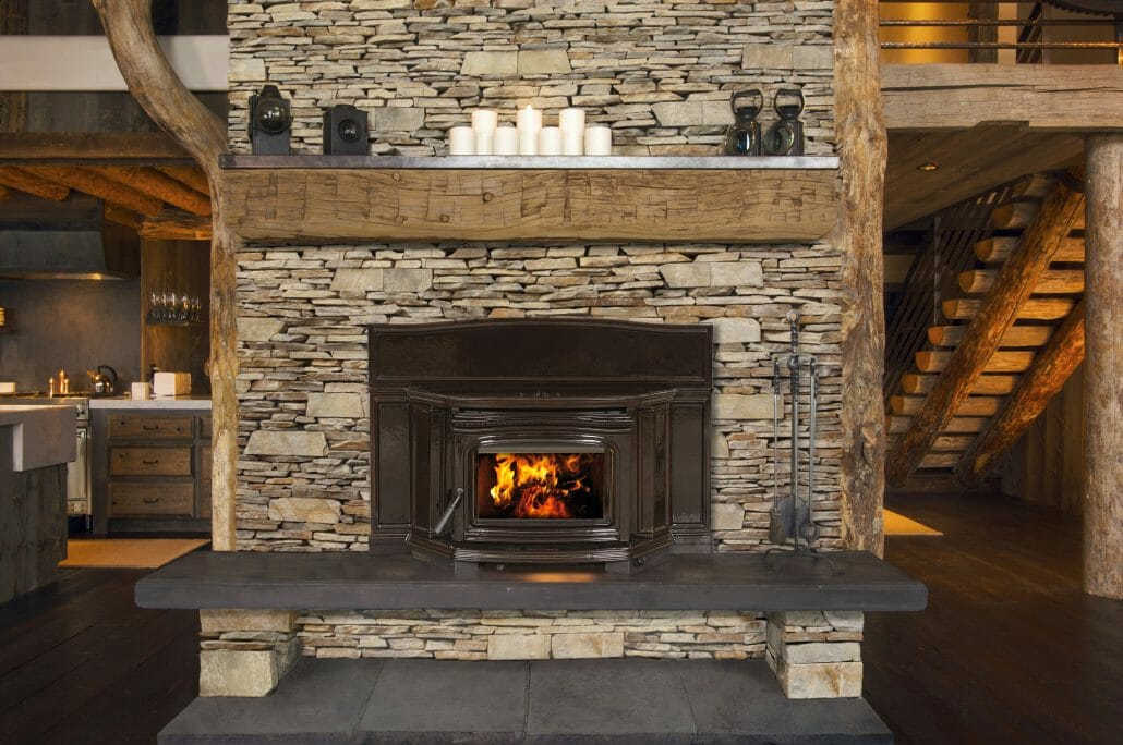 Reclaim The Heat In Your Home With An Efficient Wood Fireplace Insert. - Wood Fireplace Inserts - Edwards And Sons Hearth And Home