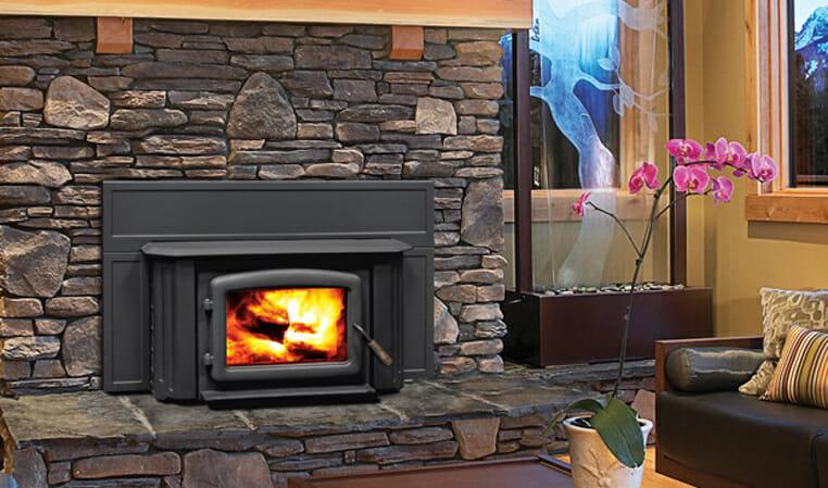 Kodiak 1700 Wood Fireplace Insert Edwards And Sons