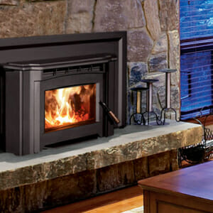 Venice 1200 Wood Fireplace Insert