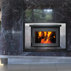 fp25 wood fireplace
