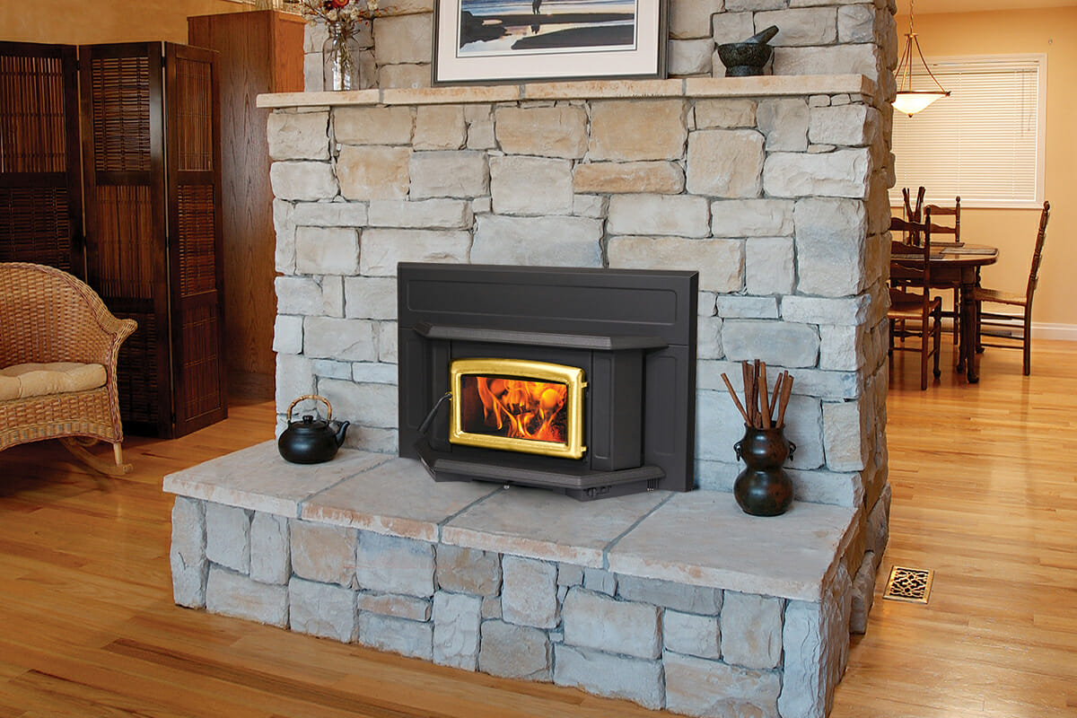 Super Wood Fireplace Insert Edwards And Sons Hearth And Home