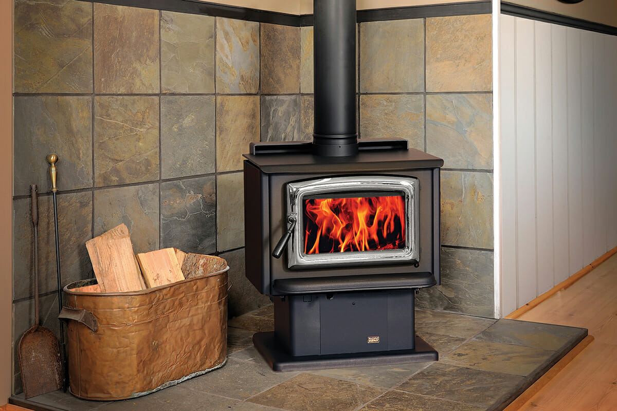 Vista Wood Stove Edwards And Sons Hearth And Home