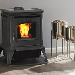 Absolute43 Pellet Stove
