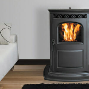 Accentra Pellet Stove
