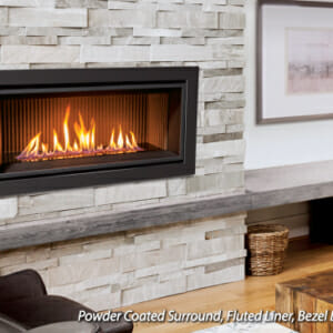 C34 Gas Fireplace