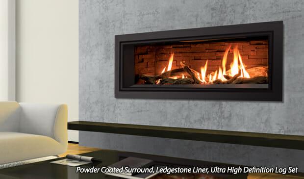 C44 Gas Fireplace
