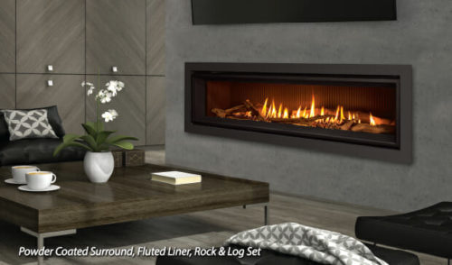 C60 Gas Fireplace