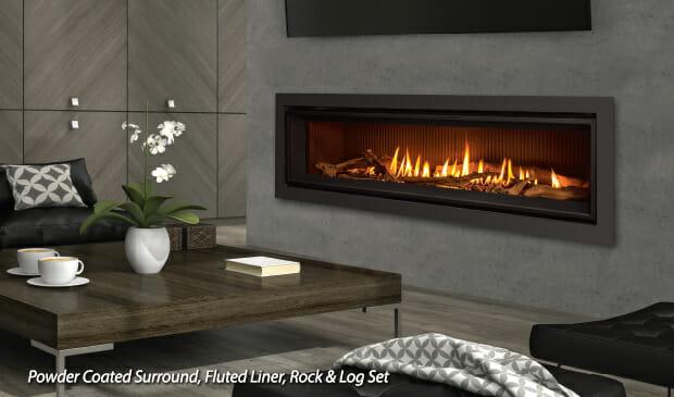 C60 Gas Fireplace