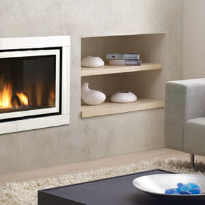 HZ54E Gas Fireplace