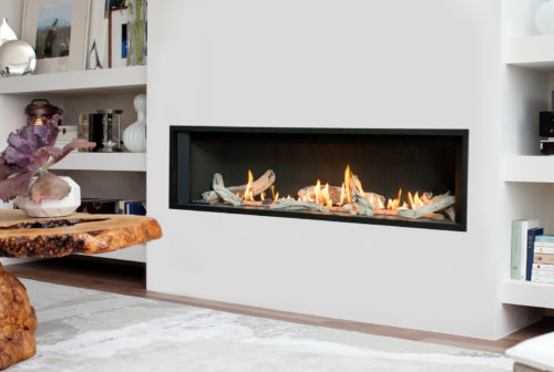 L3 Linear Series with Driftwood, Fluted Black Liner and 1 Inch Surround-alt-X3