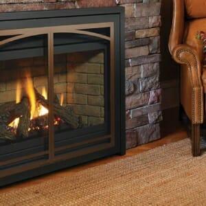 P36E Gas Fireplace