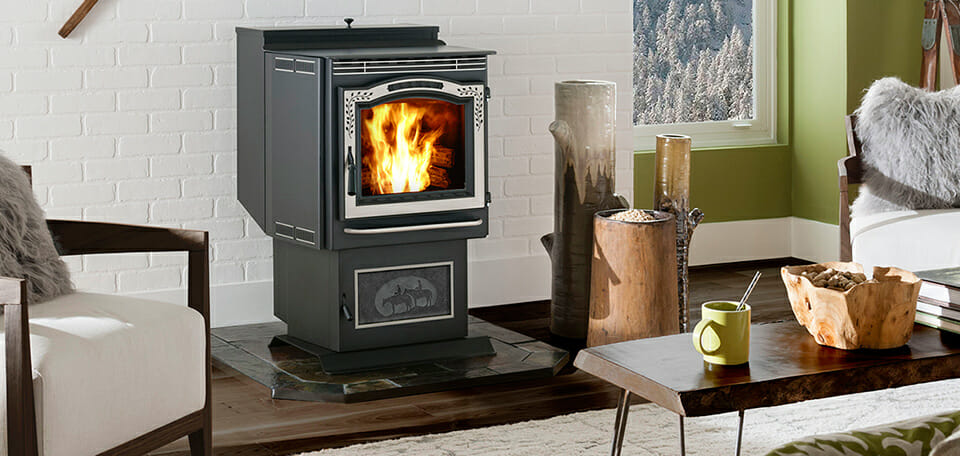 P68 Pellet Stove Edwards And Sons Hearth And Home