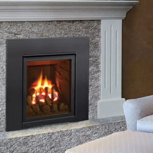 Q1 Gas Fireplace Insert