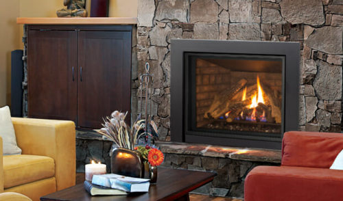 Q2 Gas Fireplace