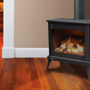 Westport Steel Gas Freestanding Stove