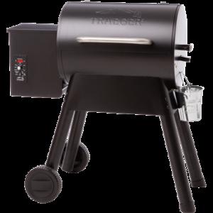 Bronson 20 Pellet Grill - Black