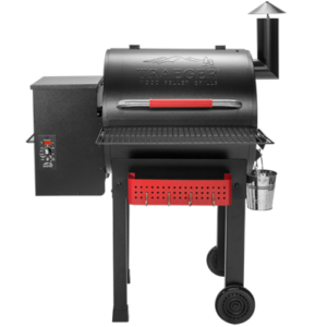 RENEGADE ELITE 20 PELLET GRILL PACKAGE