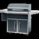 Select Pro Pellet Grill blue